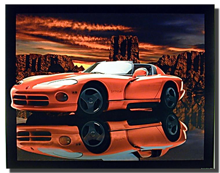 Dodge Viper Posters