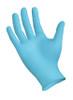 GripStrong Nitrile Glove, Blue, Medium, 100/box (GSNF103)