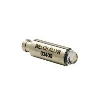 03400-U Welch Allyn 2.5v Halogen Lamp / Bulb