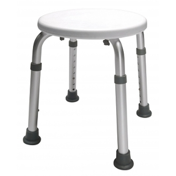 Lumex Bath Stool, Round