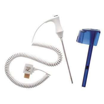 SureTemp Plus Oral Probe & Well Assembly - 4' Cord