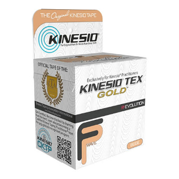 "Kinesio Tex Tape - Beige 2"" x 5.5 yd roll"