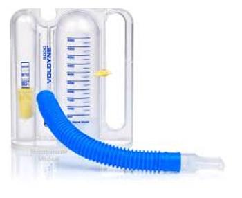 VOLDYNE 5000 - Incentive Spirometer