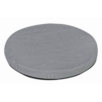 Deluxe Swivel Seat, Gray