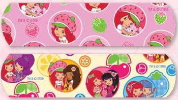 "Strawberry Shortcake Bandaid 3/4"" 100's"