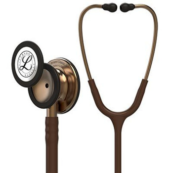 5809 Littmann Classic III - Chocolate w/ Copper Finish