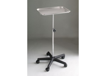Mobile Instrument Stand, 5 leg