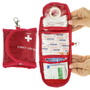 First Aid Kit - 65 PC