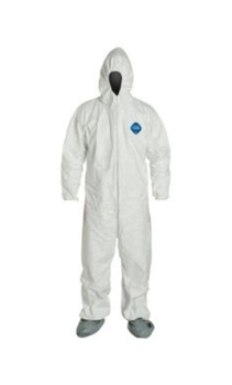 Dupont Tyvek 400 White Coverall - XL