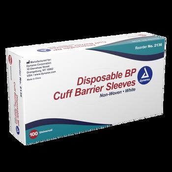 BP Cuff Barrier Sleeve (non-woven) 100/box