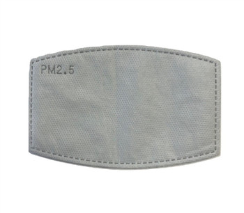 5 pack of Filters for LARGE size mask (FILTER-LG2)