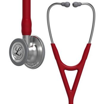 6184 Littmann Cardiology IV - Burgundy