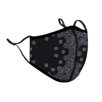 Bandana Fashion Face Mask - One Size Fits Most (Bandana)