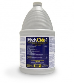 MadaCide-1 Disinfectant Cleaner, Gallon
