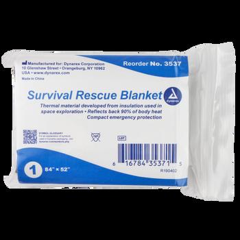 Emergency Survival Rescue Blanket