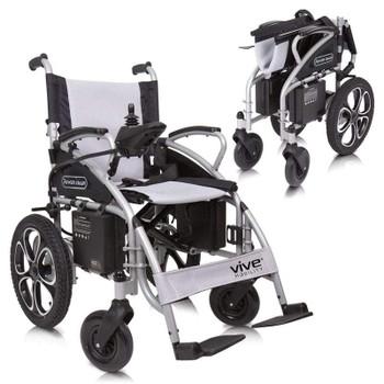 Vive Health Compact Power Wheelchair (MOB1029S)