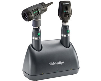 71640 Welch Allyn Desk Lithium Ion Charger Set