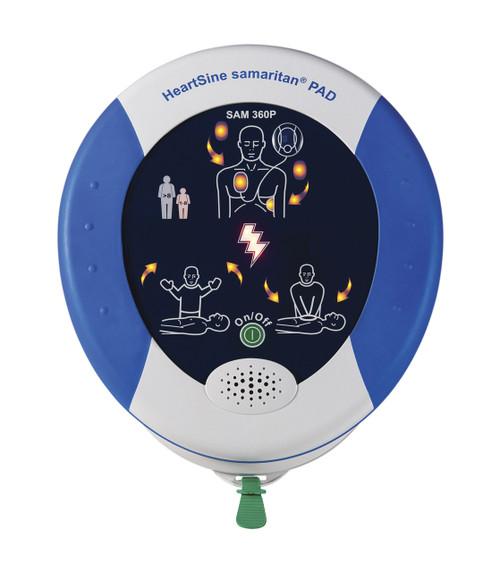Physio Control HeartSine samaritan PAD 360P AED