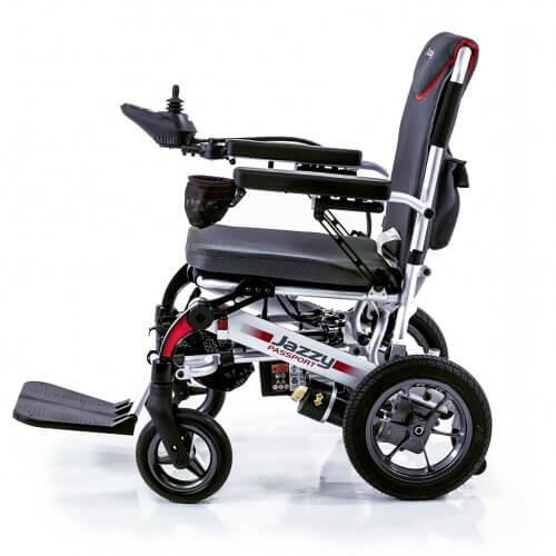 Pride Jazzy Passport Folding Wheelchair (FJPT1700)