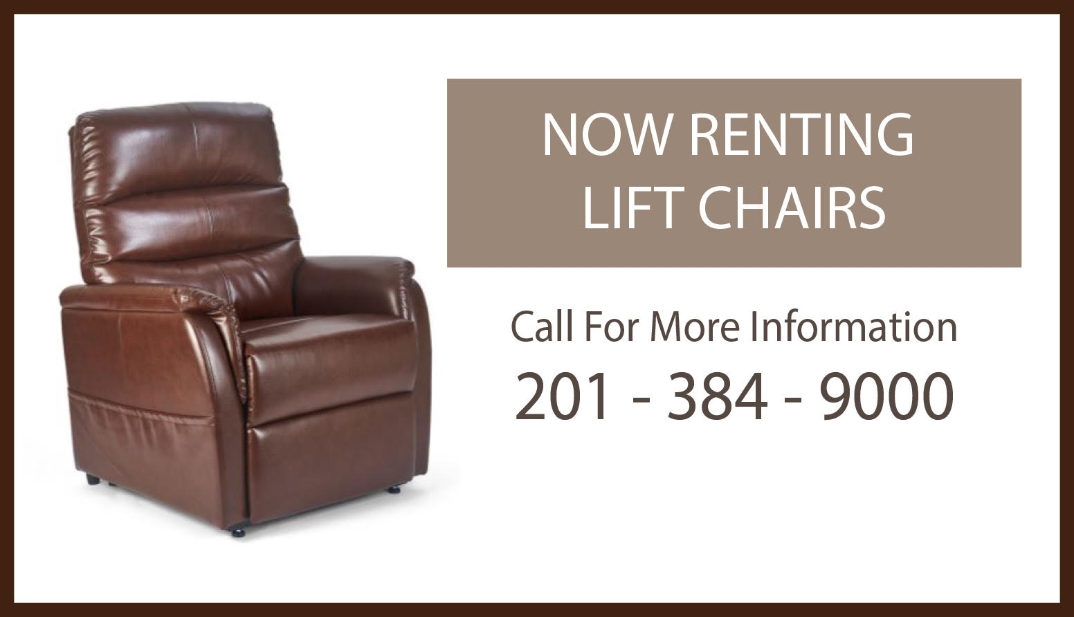 Cornell Surgical Co.- Rental Lift chairs.