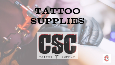 Cornell Surgical Co. Tattoo Supplies
