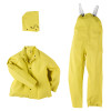 Neese Non-ANSI Hi Vis Yellow I36S 3 Piece Economy Rain Suit 10036-55 Suit