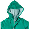 Neese I96ACA Green Industrial Splash Coveralls with Attached Hood 10096-50 Hood