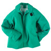 Neese ASTM F903 I96S Green Economy Industrial Chem Splash 3 Piece Rain Suit 10096-55 Jacket Front