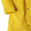 Neese 1650C Non-ANSI Hi Vis Full Length Economy Raincoat with Detachable Hood 10165-31 Snaps with Wrists