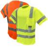 Radians Class 3 Hi Vis Moisture Wicking Mesh T-Shirt ST11-3