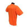 Radians Non ANSI Hi Vis MAX-DRI Moisture Wicking Mesh T-Shirt ST11-N Orange