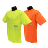 Radians Non ANSI Hi Vis MAX-DRI Moisture Wicking Mesh T-Shirt ST11-N