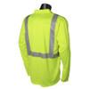 Radians Class 2 Hi Vis Long Sleeve Polo Shirt ST22-2P