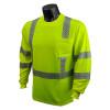 Radians Hi Viz Class 3 Long Sleeve UV Shirt ST24-3 Front
