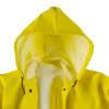 Neese Dura Quilt 56AJ Yellow Industrial Rain Jacket with Hood 56001-00 Hood