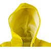 Neese Non-ANSI Hi Vis Yellow Dura Quilt 56AC Full Length Raincoat with Hood 56001-30 Hood
