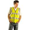 Occunomix FR Class 2 Hi Vis Mesh Safety Vest LUX-SSFGCFR