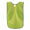 Occunomix Non ANSI Mesh Vest LUX-XNTM Yellow Back