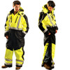 Occunomix Class 3 Cold Weather Hi Vis Speed Collection Coveralls SP-CVL Front and Sides