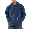 Carhartt Hooded Pullover Sweatshirt Midweight K121 New Navy