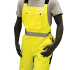 Majestic Hi Vis Insulated Waterproof Overalls 75-2357