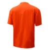 GSS Non-ANSI Hi Vis Orange Moisture Wicking T-Shirt 5502 Back