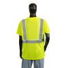 Alpha Workwear Illuminated T-Shirt Glow in Dark A264 Back
