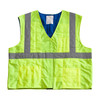 PIP ANSI Hi Vis Class 2 Yellow Cooling Vest 390-EZ202 Front