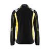 Blaklader Micro Fleece Jacket 499410109933 Back