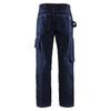 Blaklader FR Navy Blue Pants 167615508900 Back