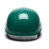 Box of 16 Pyramex Ridgeline 4-Point Glide Lock Bump Caps HP40035 Green Back