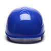Box of 16 Pyramex Ridgeline 4-Point Glide Lock Bump Caps HP40060 Blue Back