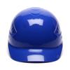 Box of 16 Pyramex Ridgeline 4-Point Glide Lock Bump Caps HP40060 Blue Front