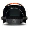 Pyramex Leadhead Auto-Darkening Flame Welding Helmet WHAM3030FL Back
